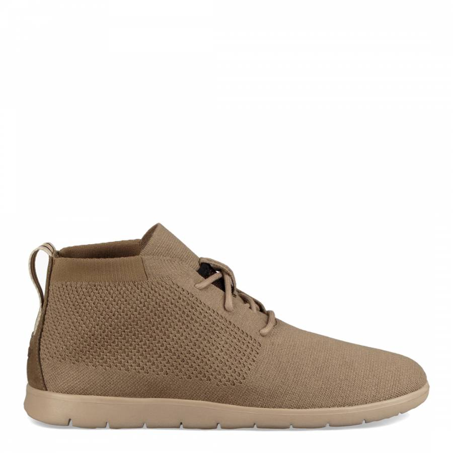 e89142eb103 Beige Freamon Hyperweave Chukka Boots - BrandAlley