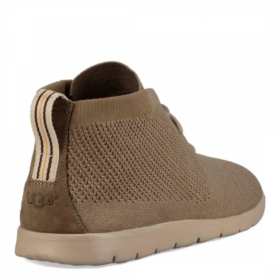 5783ed1cf76 Beige Freamon Hyperweave Chukka Boots - BrandAlley