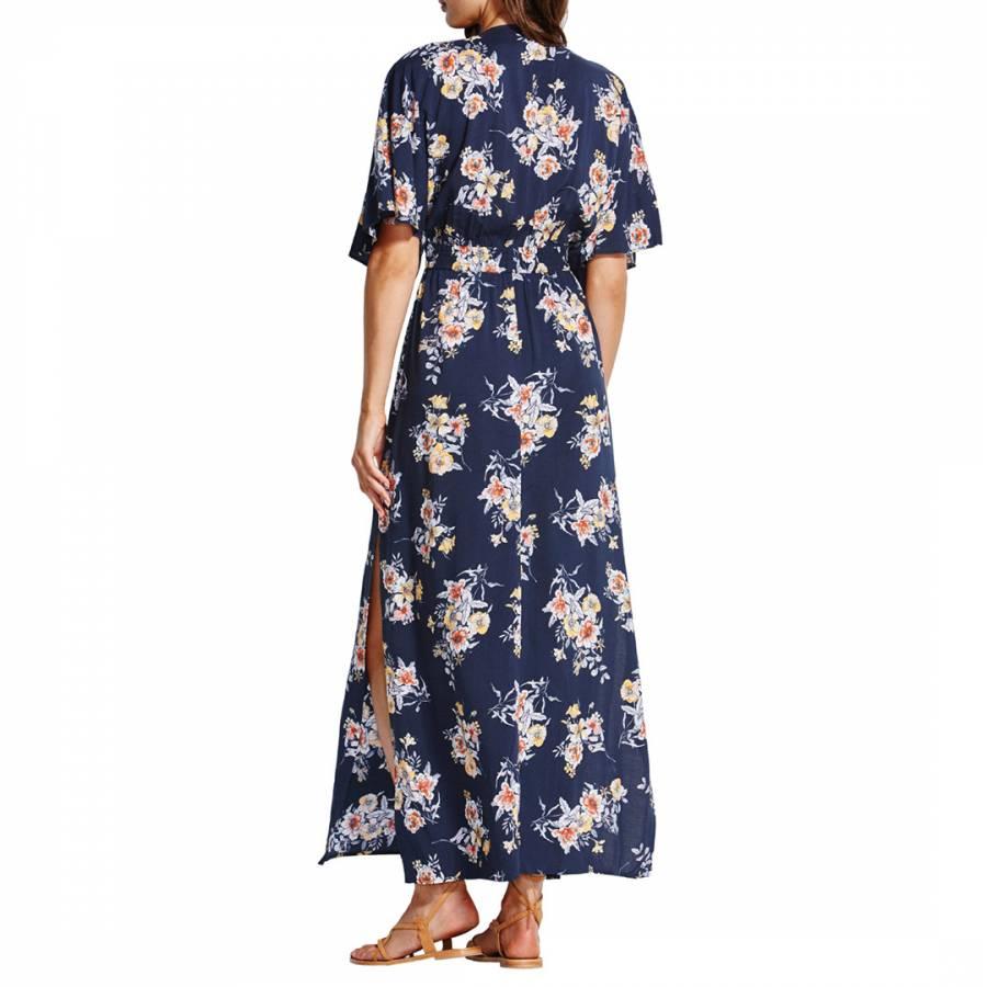 ce1e07c06d Indigo Midsummer Maxi Dress - BrandAlley