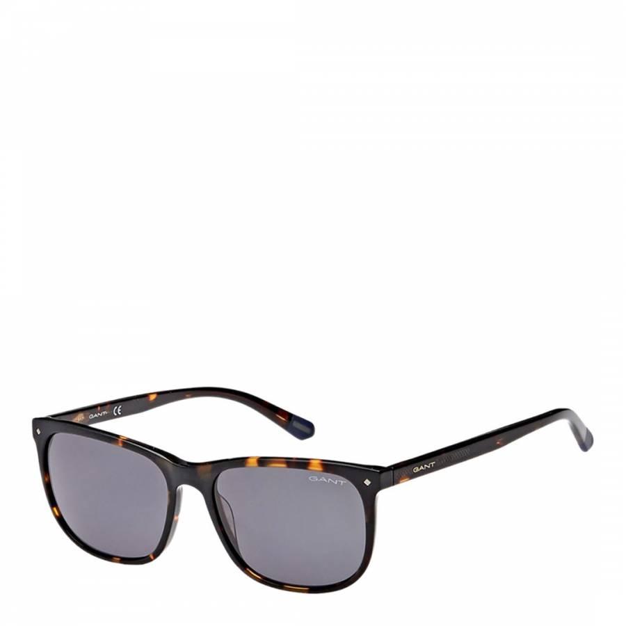 1d604edc39 Men s Black   Brown Gant Sunglasses 57mm - BrandAlley