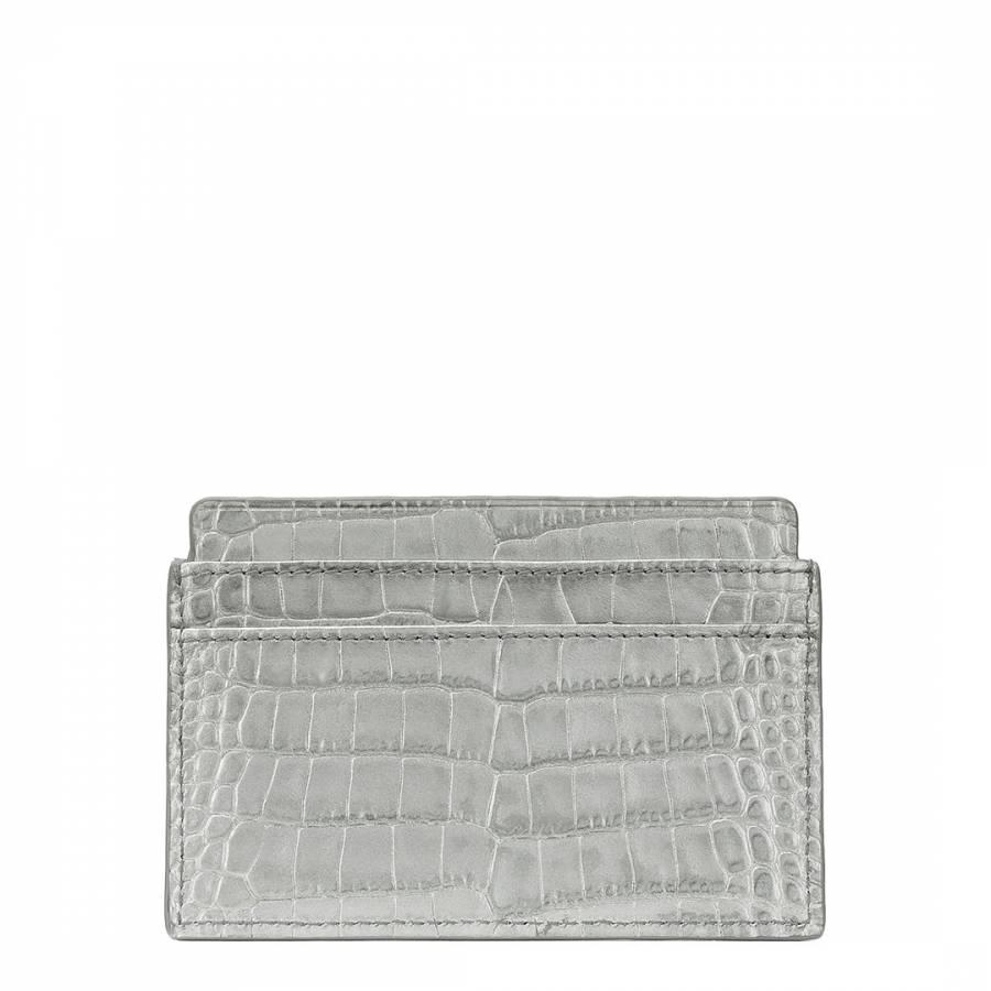 7c3025bba6b8 Mercer Zip-Around Continental Wallet. £95.00 Was £135.00 30% Off · Silver  Mara Card Holder
