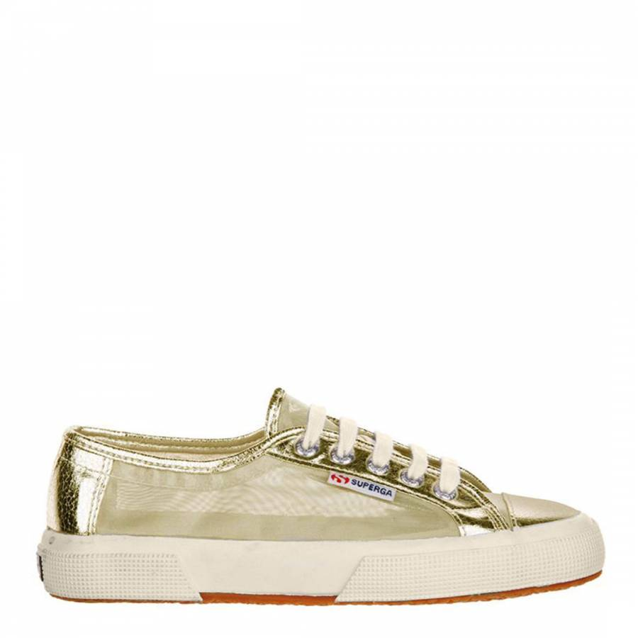 87c718997d88 Gold 2750 NETW Sneakers - BrandAlley