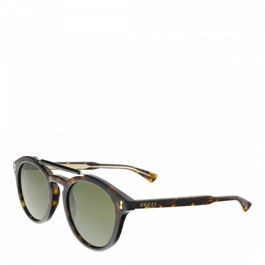 fecb1c79baa Women s Green Shaded Gucci Sunglasses 52mm - BrandAlley