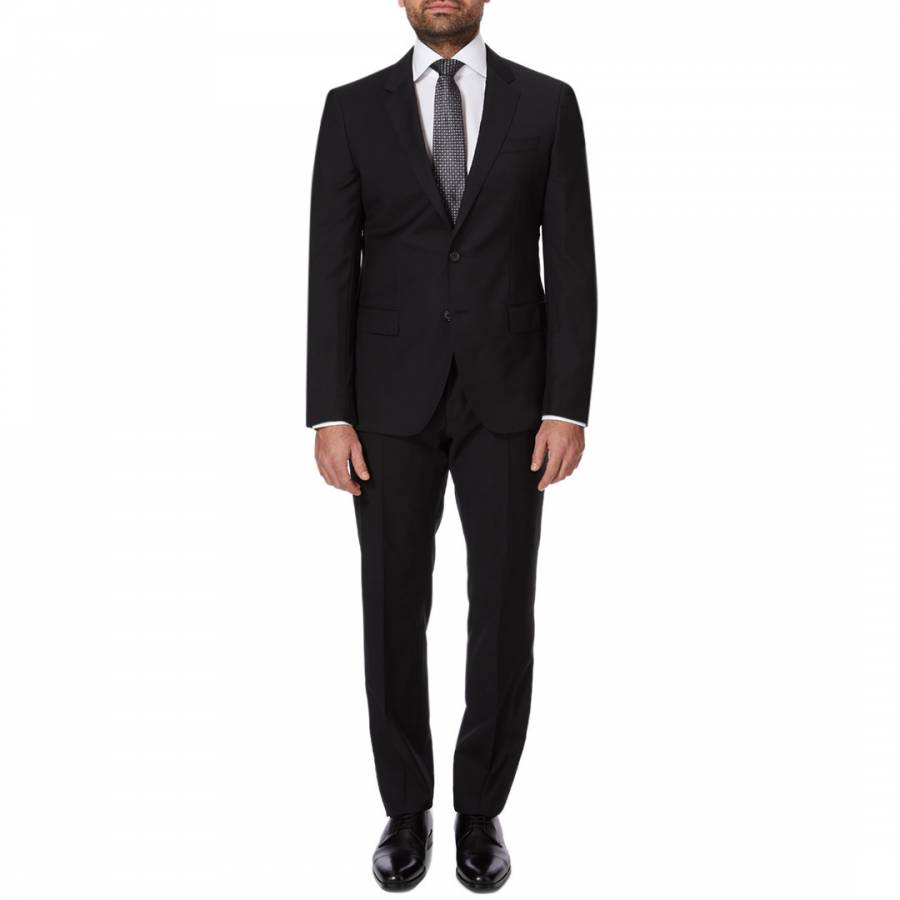 cd206068e Black Genius Slim Leg Suit Trousers - BrandAlley