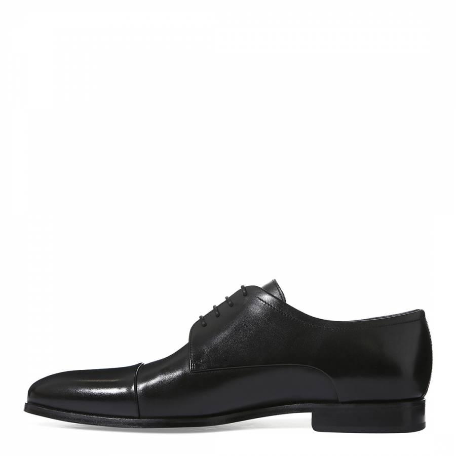 verkauf uk Qualität unglaubliche Preise Black Colosons Leather Shoes - BrandAlley
