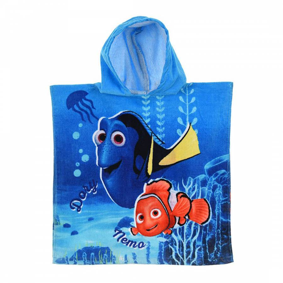 Finding Nemo Bath Towel Set: Boys Finding Nemo Hooded Towel