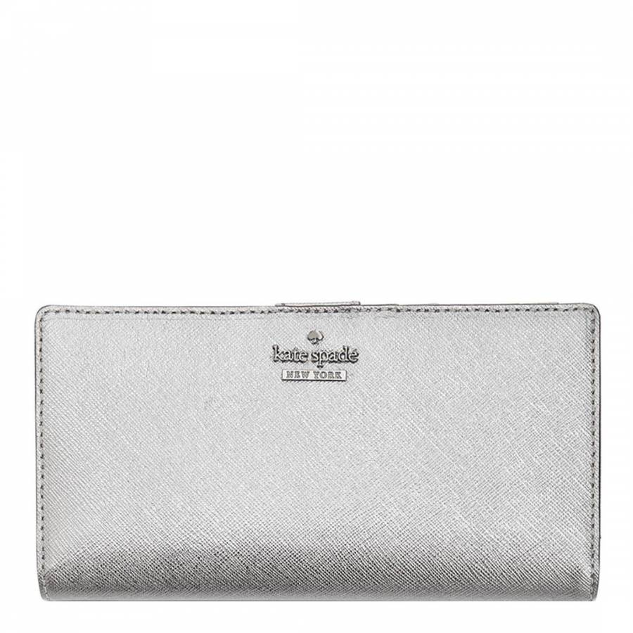 d56313494dfc Soft Pink Jet Set Leather Continental Wallet - BrandAlley
