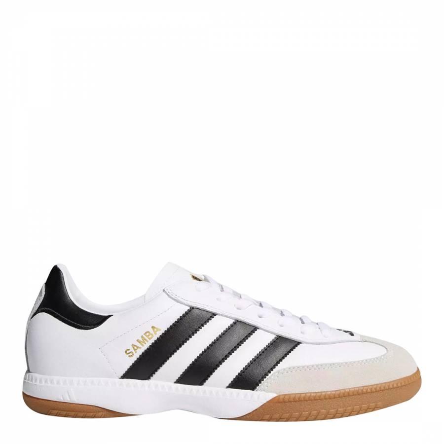 da20e20795e Adidas Originals Samba White & Black Samba Seed Sneakers