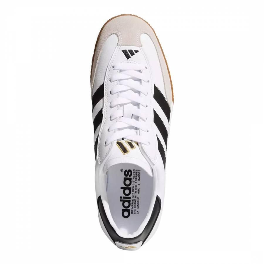 9dff8a99584 White & Black Samba Seed Sneakers - BrandAlley