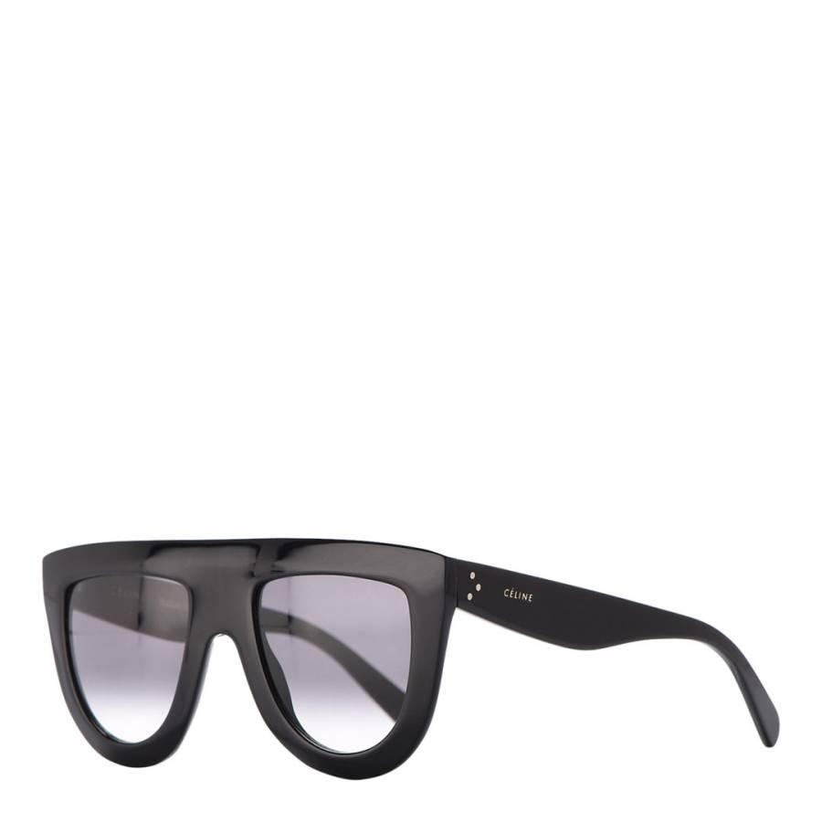 7eca6c77517e Celine Women s Black Oversized Oval Sunglasses 52mm. prev. next. Zoom