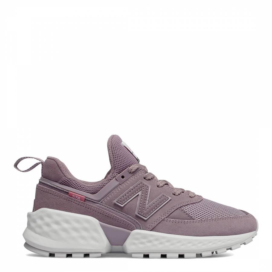 fc8db846233 New Balance Lilac 574 Sport Sneaker