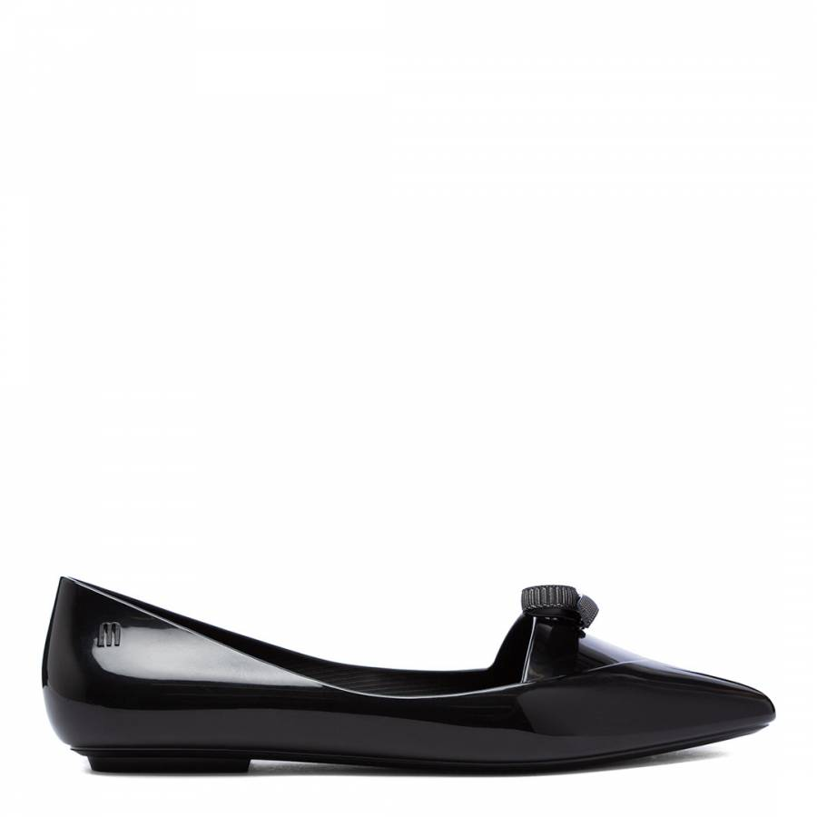 Image of Black Pointy Shoes