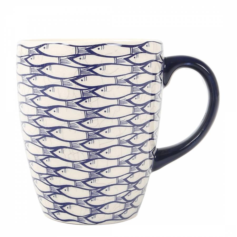 Image of Set of 4 Sardine Run Mugs