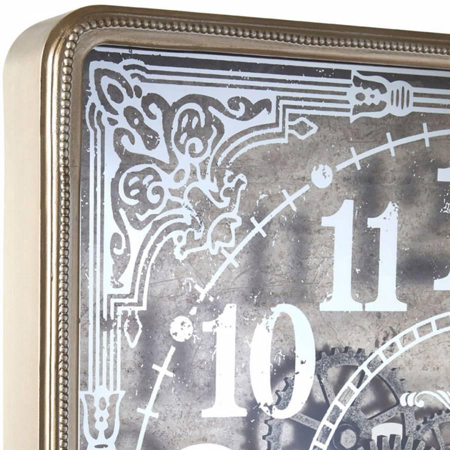 Carlin Wall Clock Brandalley