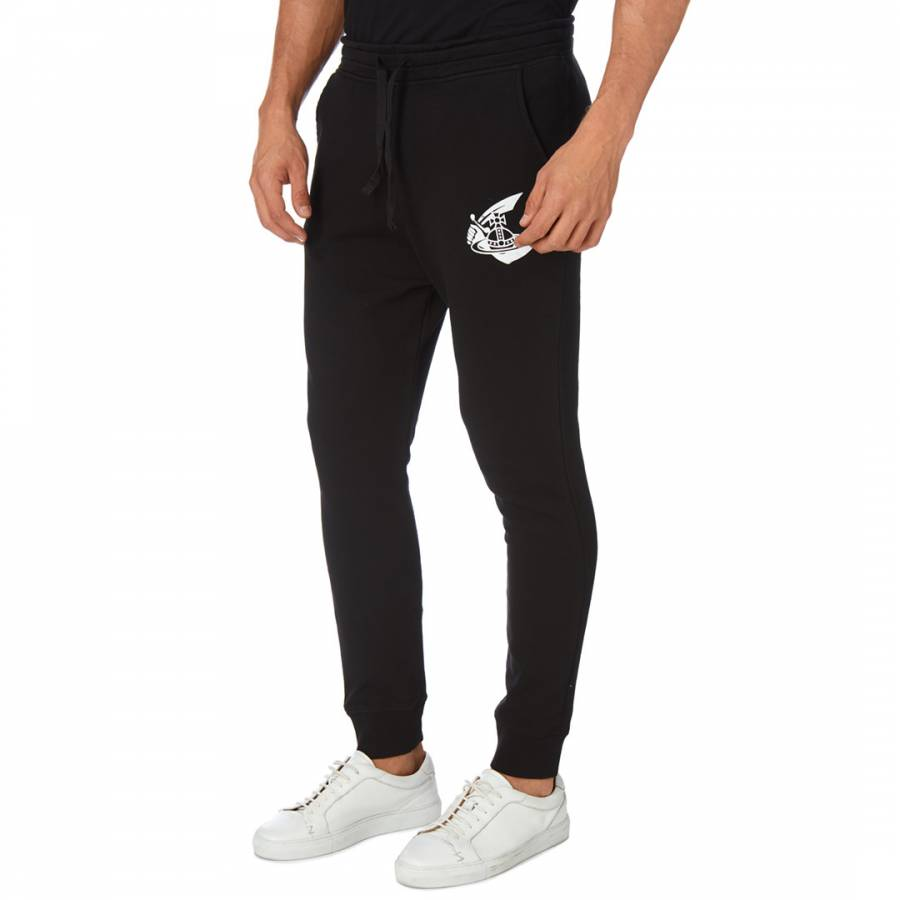 Image of Black Classic Tracksuit Bottoms