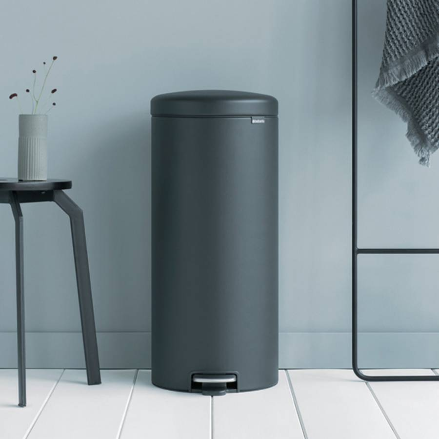 Image of Mineral Infinite Grey NewIcon Pedal Bin 30L