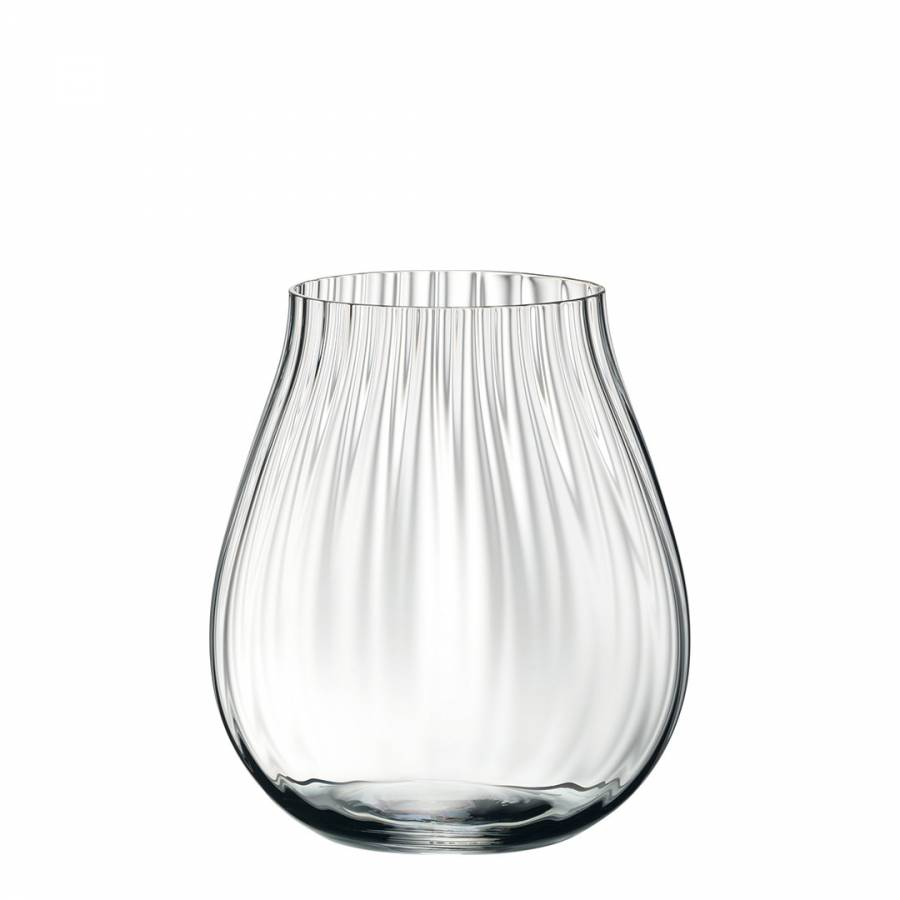 Set Of 4 Gin Optical O Tumbler Collection Glasses Brandalley