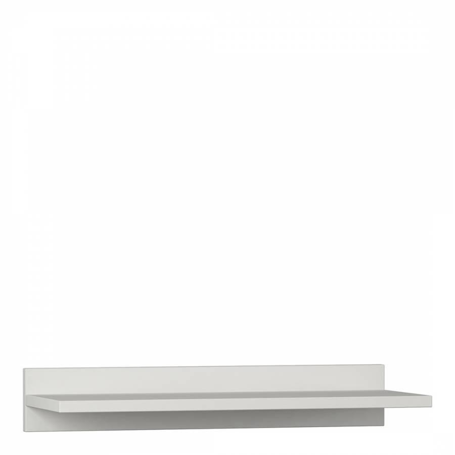 Simple Shelf White