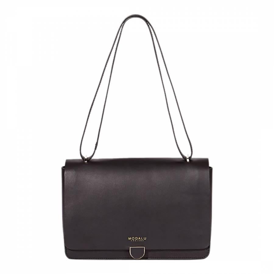 Image of Black Marlborough Shoulder Bag