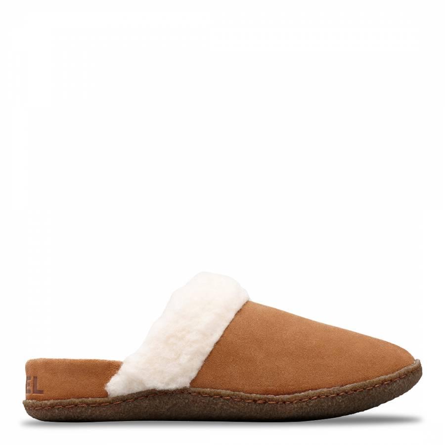 Image of Camel Brown Nakiska Slide II Slippers