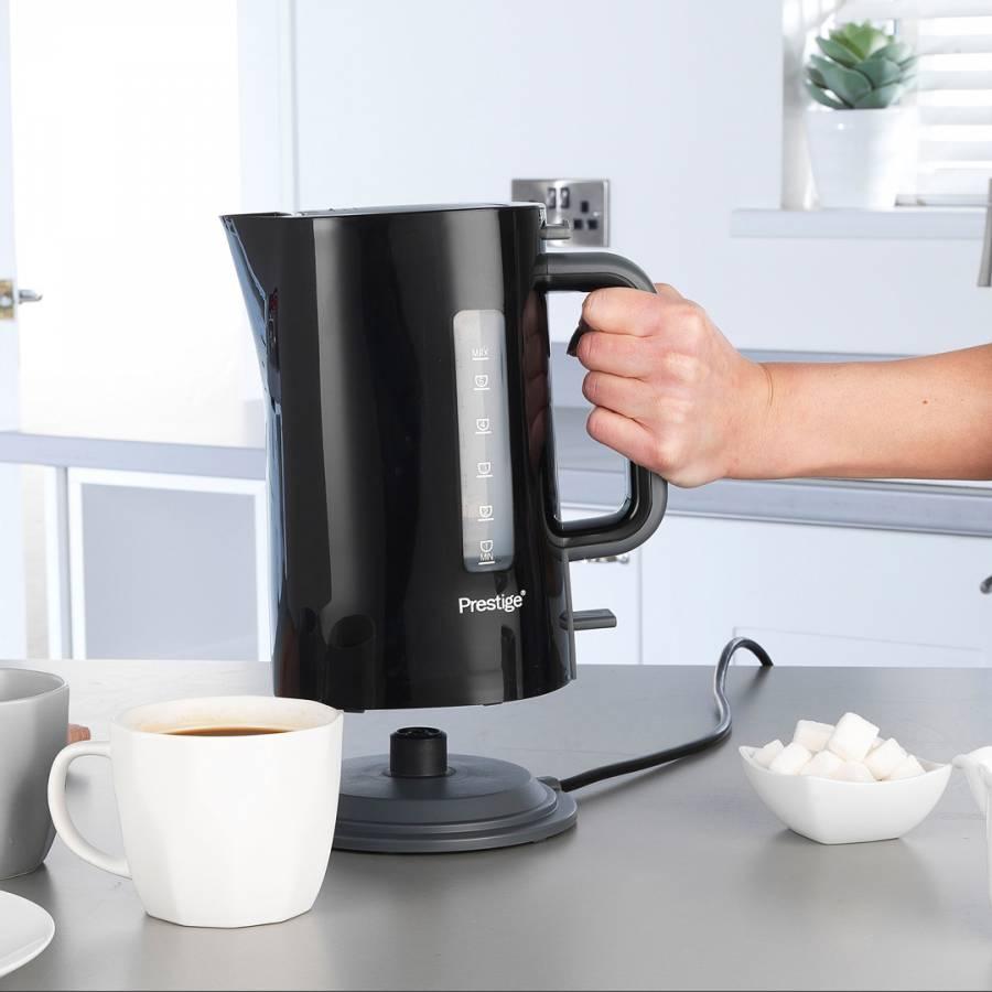 Black Eco Kettle & Toaster Set BrandAlley
