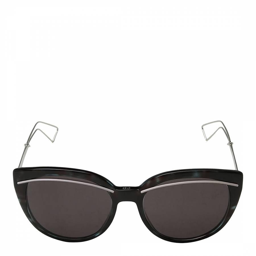 Image of Women's Green Dior Sunglasses 56mm
