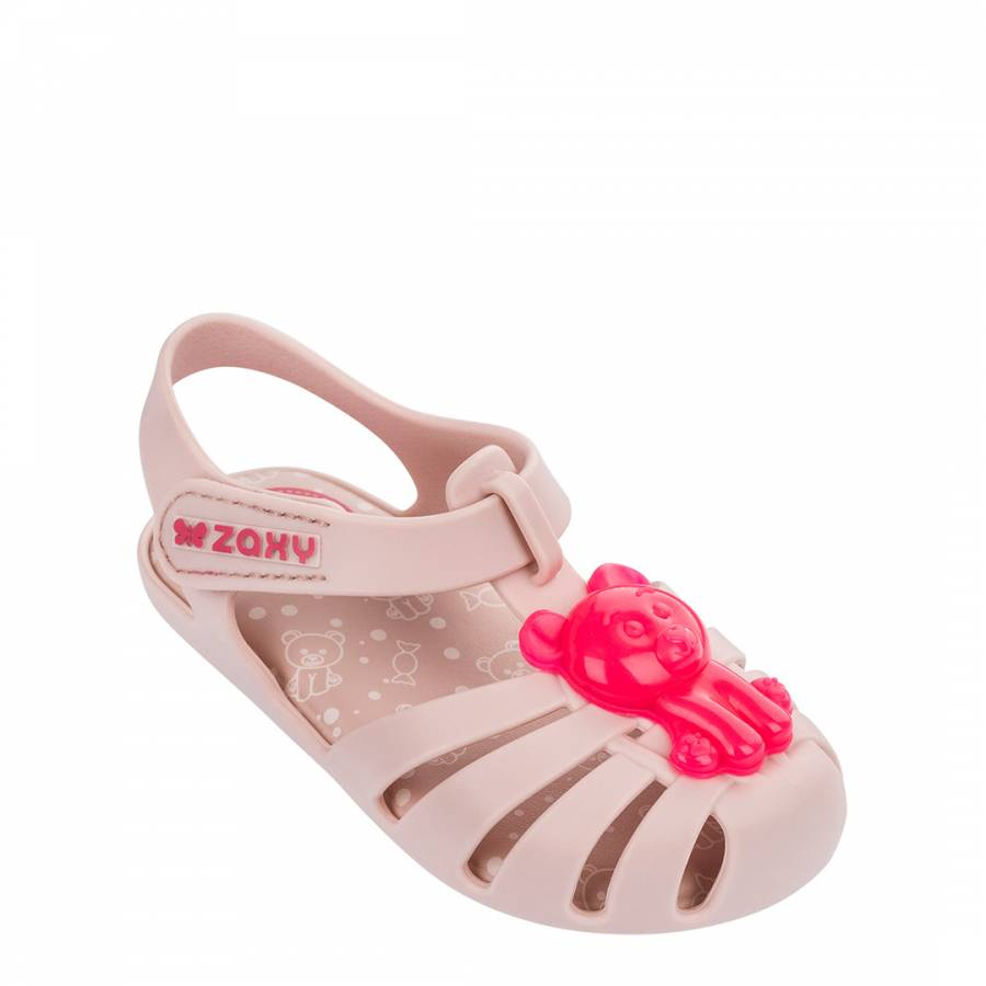 Image of Baby Blush Gummy Bear Jelly Shoes