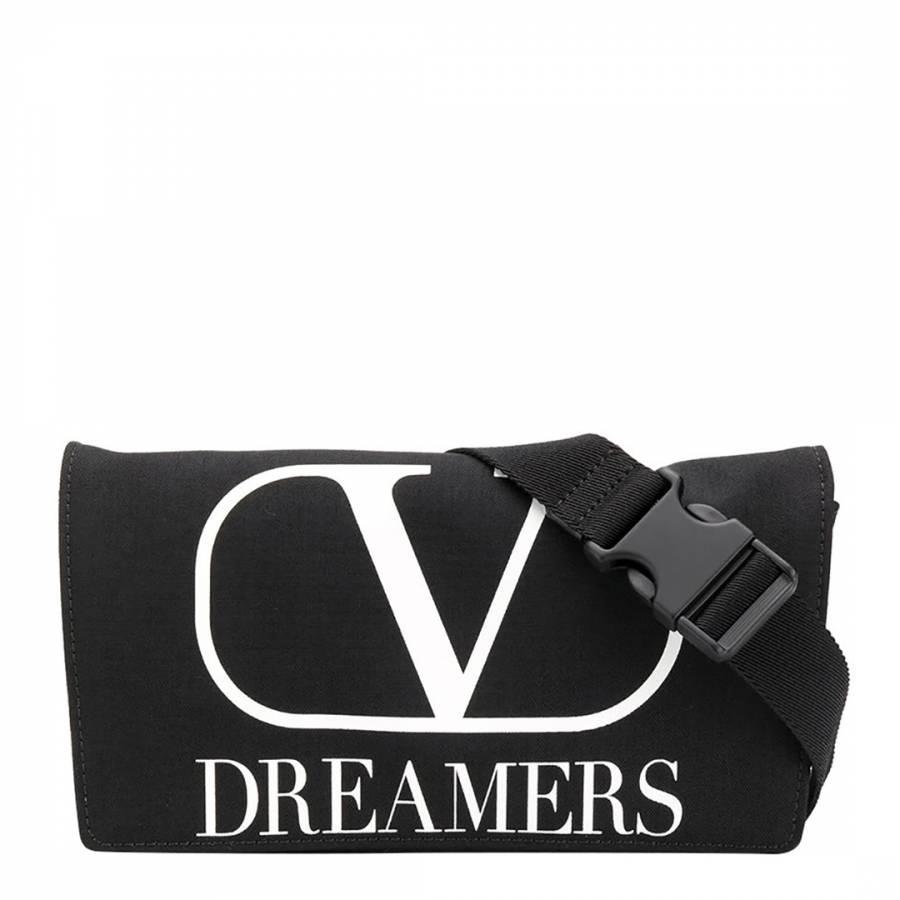 Image of Black V Logo Dreamers Belt Bag
