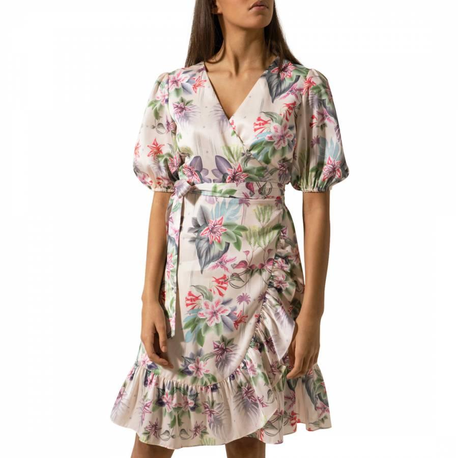 Image of Multi Ruffled Lydia Dress