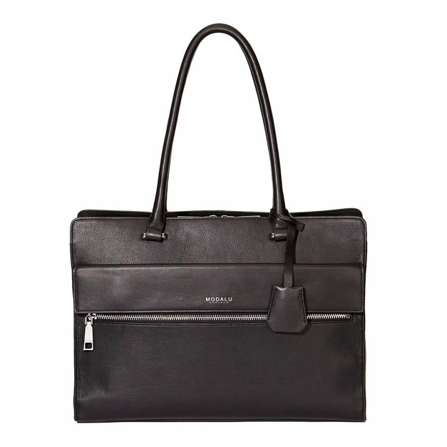 Image of Black Erin Shoulder Bag