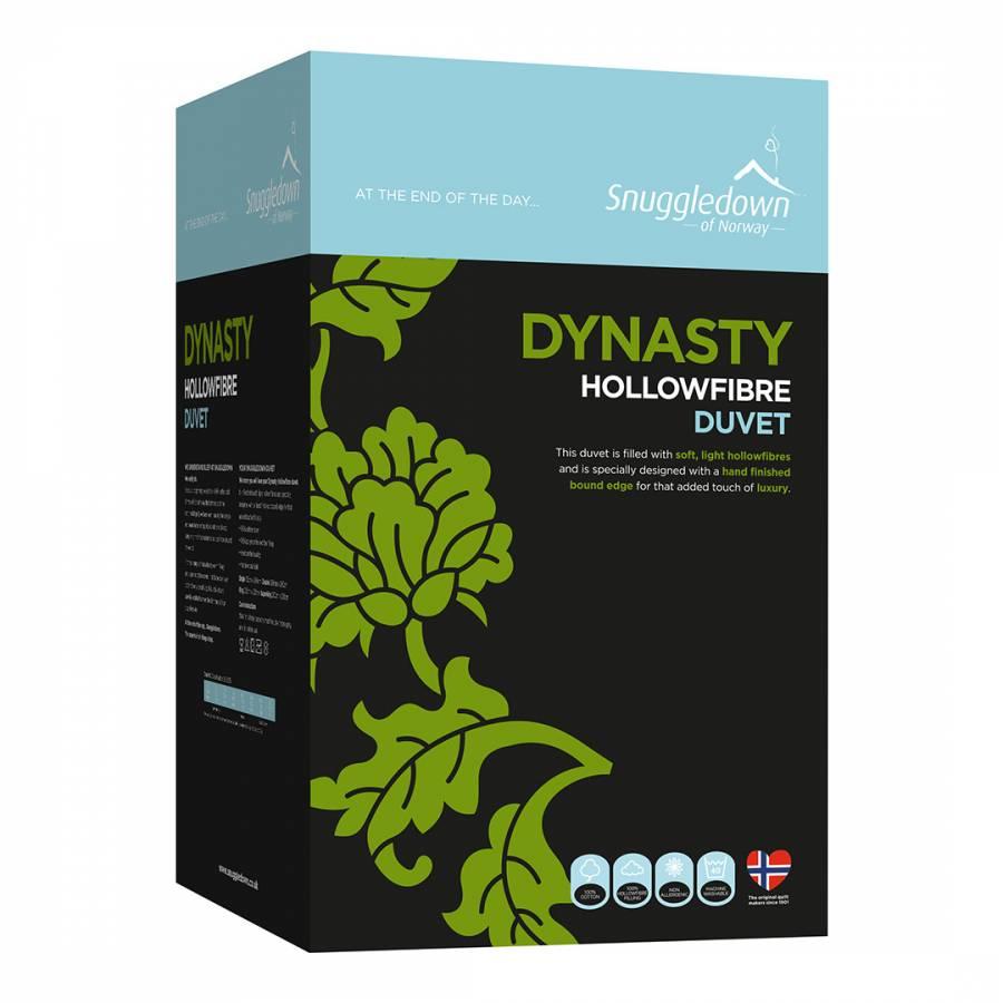 Snuggledown Dynasty Hollowfibre Duvet