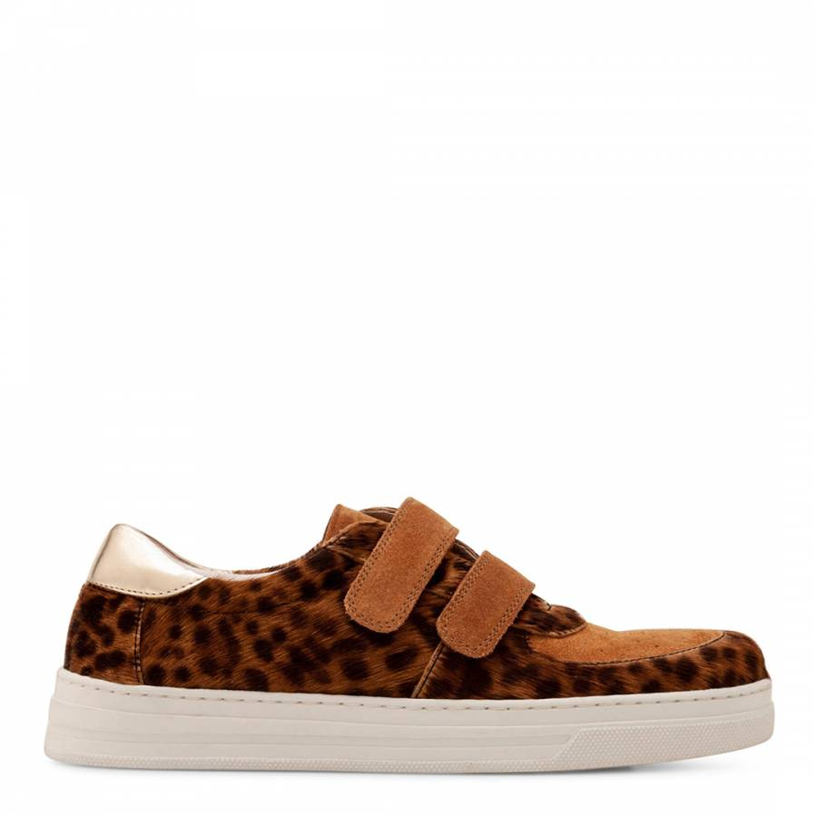 boden leopard trainers