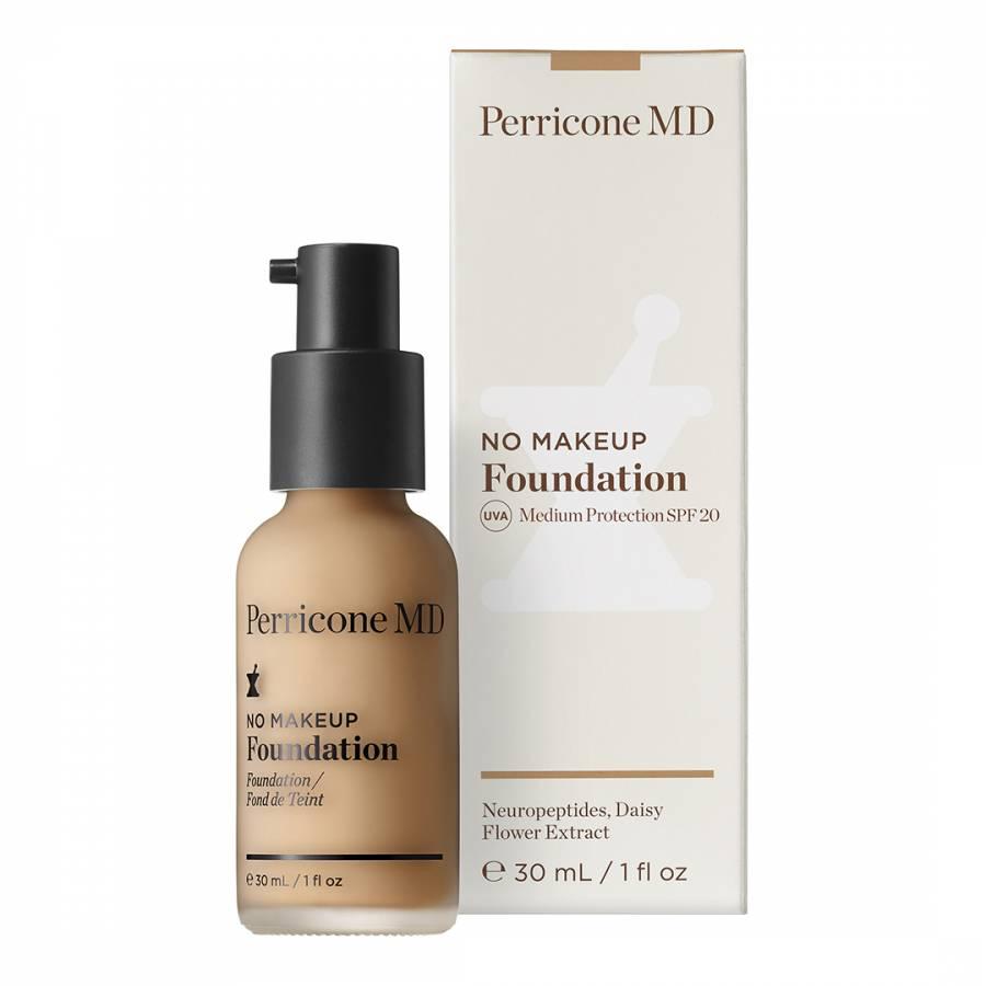 No Makeup Foundation, Nude - BrandAlley