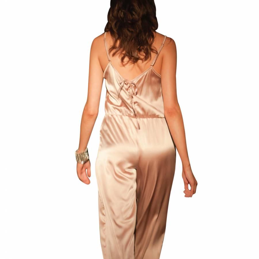 46637e0c32b0 Pink Reveuse Jumpsuit - BrandAlley