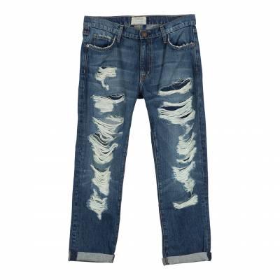 17a05bdf663b Ocean Destroy Fling Cotton Blend Slim Boyfriend Jeans In another basket +