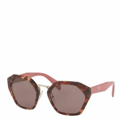 f4e1ee602f682 where to buy prada sunglasses pr 63vs 62 orange 94942 c2104  italy havana  pink brown womens prada sunglasses 8a7a1 b0640