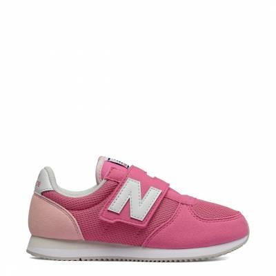 wholesale dealer ce3ef c2c0c Kids Pink Mesh Upper Trainer