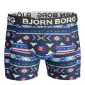 BJORN BORG Men's Multicoloured Navajo 2-Pack Boxer Shorts