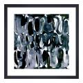 Paragon Prints Nocturne, Amy Sia, Framed Perspex Print 33x33cm