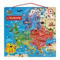 Janod Magnetic European Map
