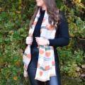 JayLey Collection Multi Cashmere Brend Wrap
