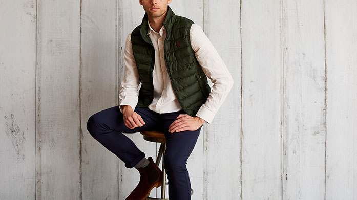 Lifestyle Edit Men's Lovers of the great outdoors will go wild for this stylish selection of menswear in our latest lifestyle edit. Shop Crew Clothing, Helly Hansen and more.