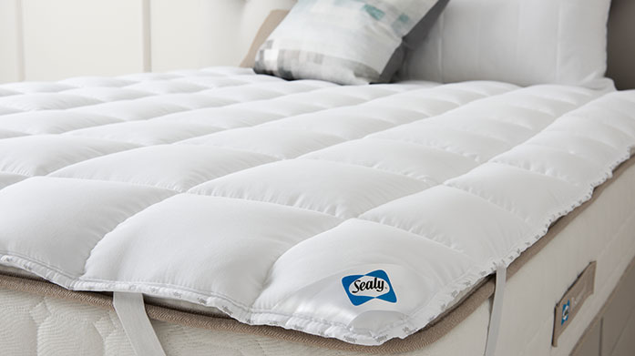 Sealy Duvets, Pillows & Toppers