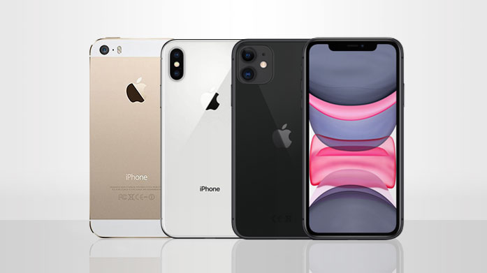 Premium Pre-Owned iPhones Ring ring! Apple called - your new phone is ready. Upgrade your existing model to an iPhone from our collection of premium pre-owned handsets.