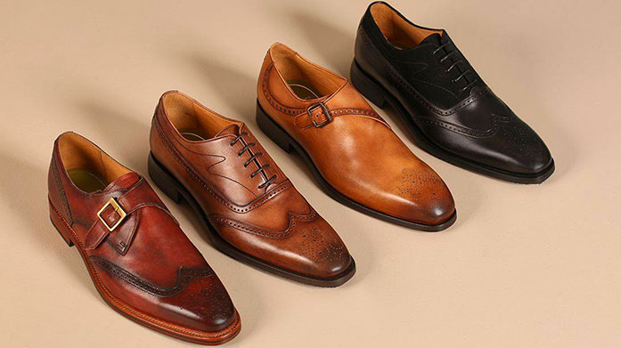 Men's Brogues & Derbies Channel your inner English gent with some quintessentially British brogues and derbies.