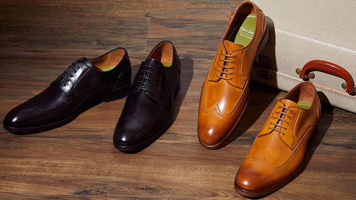 Gent's Brogues & Derbies