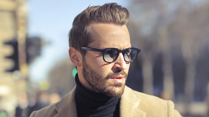 Designer Sunglasses Boutique for Him