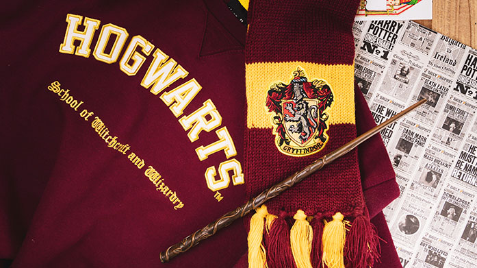 Harry Potter Gift List