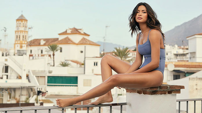 Be Comfortable In Your Own Swim Whether you're sunbathing in the garden or looking ahead to future travels, stock up on luxury swimwear and beach clothing from our must-have edit.
