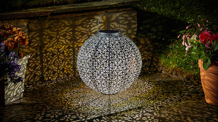 Smart Solar Lighting Make your garden glow with this eclectic and quirky range of illuminating solar powered outdoor lights.